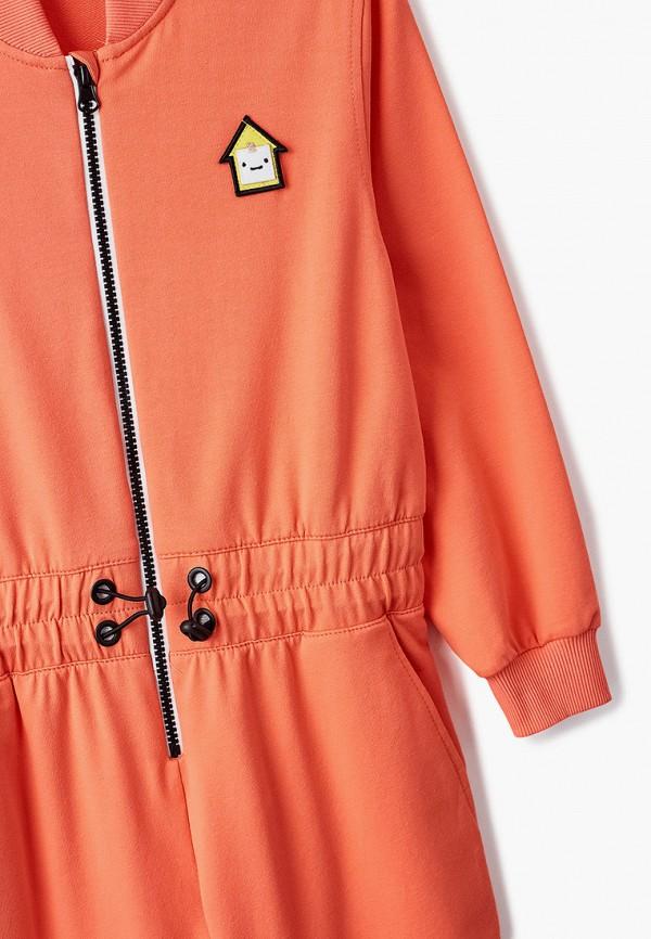 Детский комбинезон Smena цвет оранжевый  Фото 3