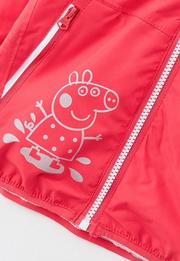 Ветровка для девочки Regatta цвет розовый  Фото 3