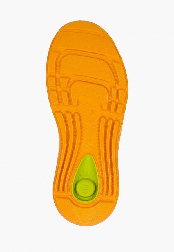 Кроссовки для девочки Ecco цвет оранжевый  Фото 5