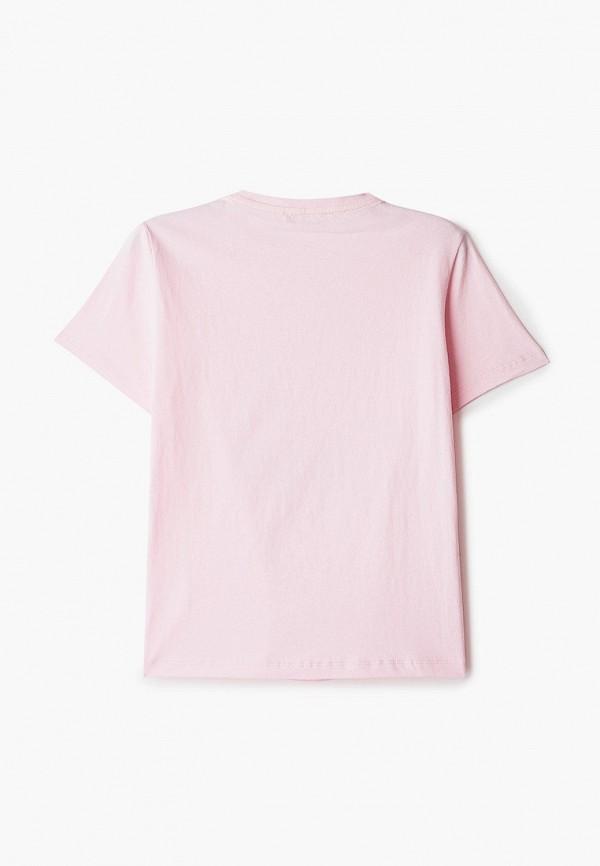 Футболка W.sharvel цвет розовый  Фото 2