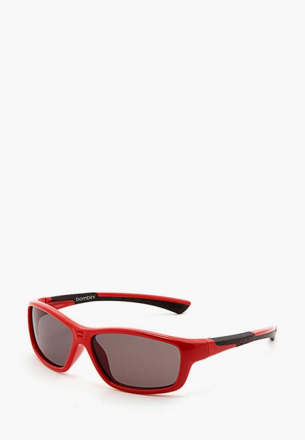 солнцезащитные очки mario rossi малыши, красные