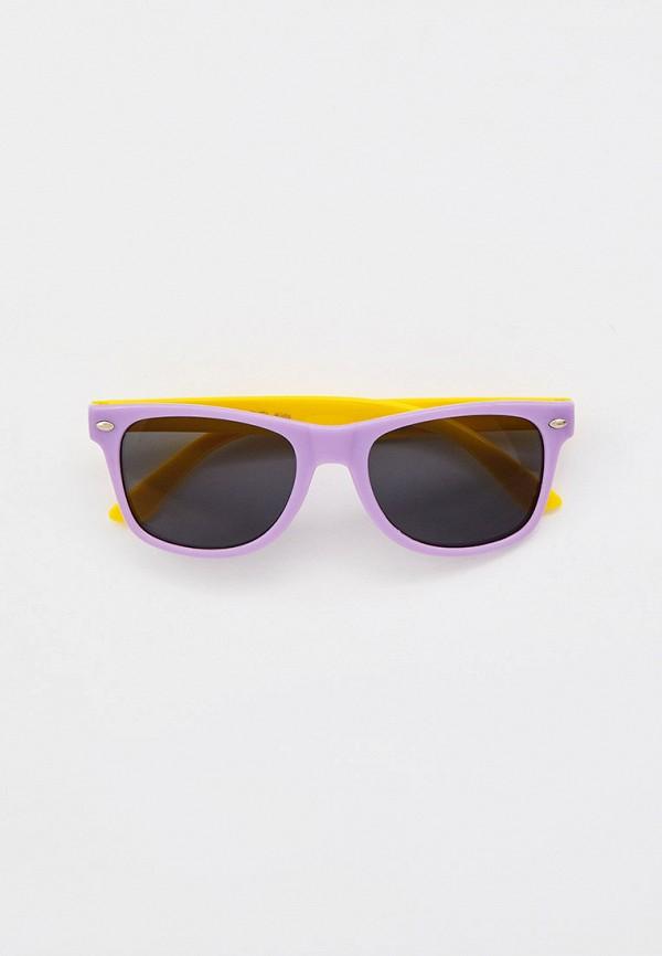 солнцезащитные очки eyelevel малыши, фиолетовые