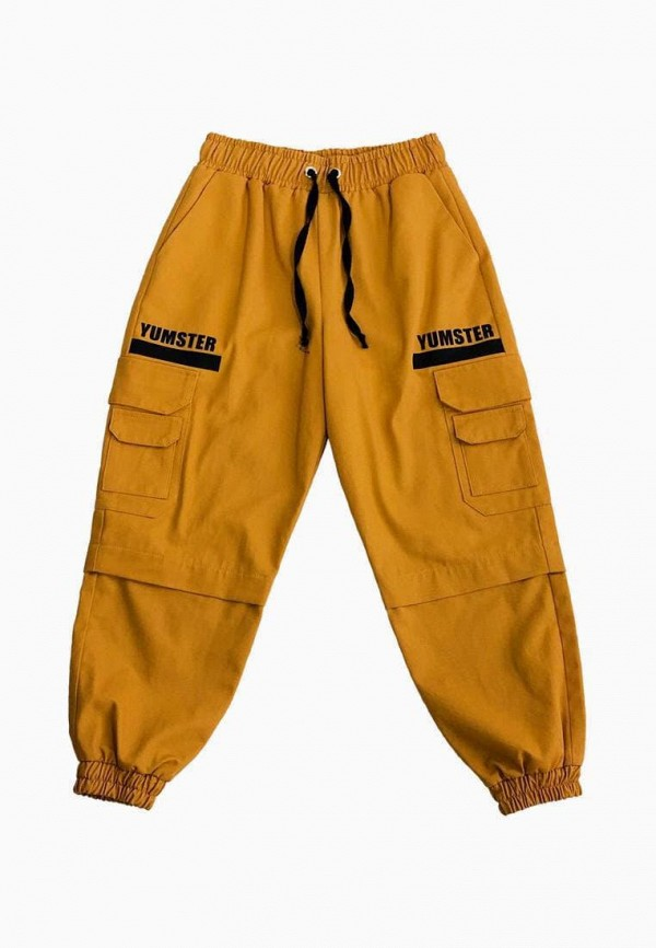 брюки yumster малыши, оранжевые