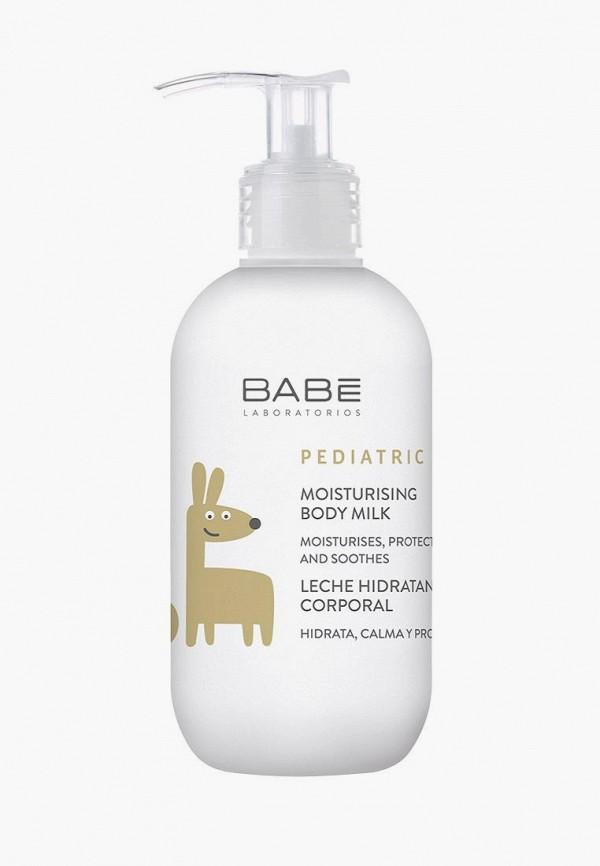 увлажняющие крем для тела babe laboratorios малыши