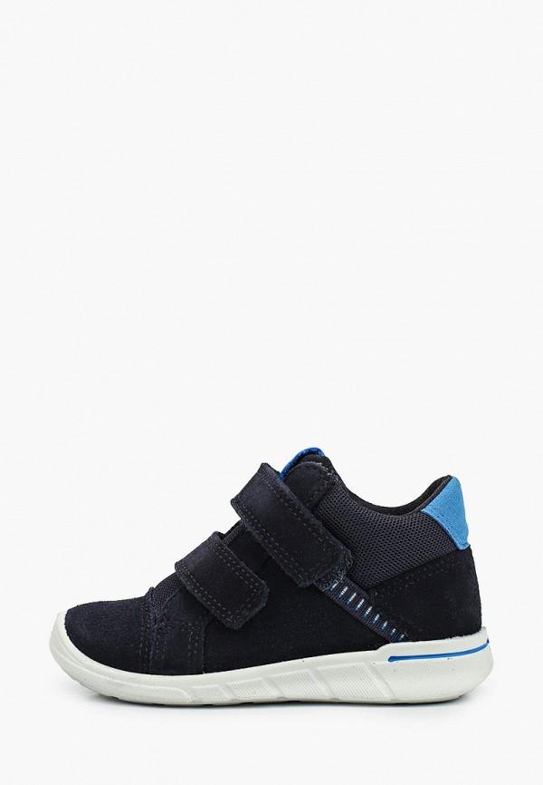 кроссовки ecco малыши, синие