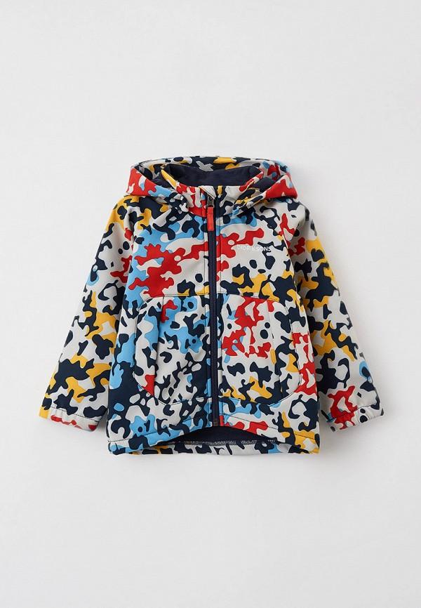 легкие куртка didriksons малыши, разноцветная