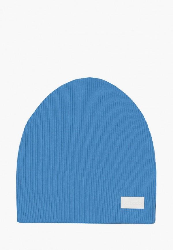 Шапка детская bodo цвет синий