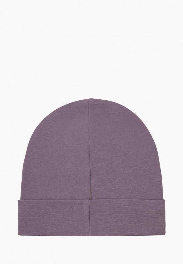 Шапка детская bodo цвет фиолетовый  Фото 2