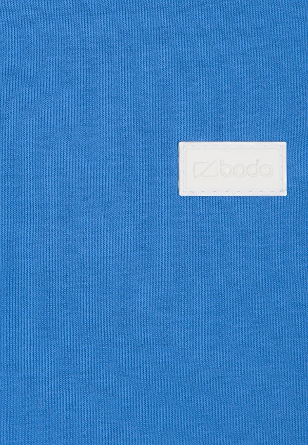 Брюки спортивные для мальчика bodo цвет синий  Фото 2