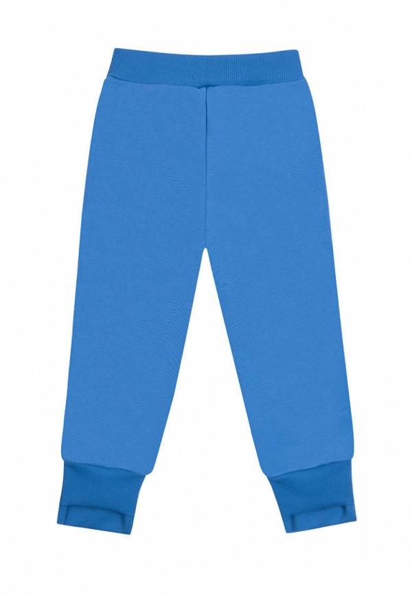 Брюки спортивные для мальчика bodo цвет синий  Фото 3