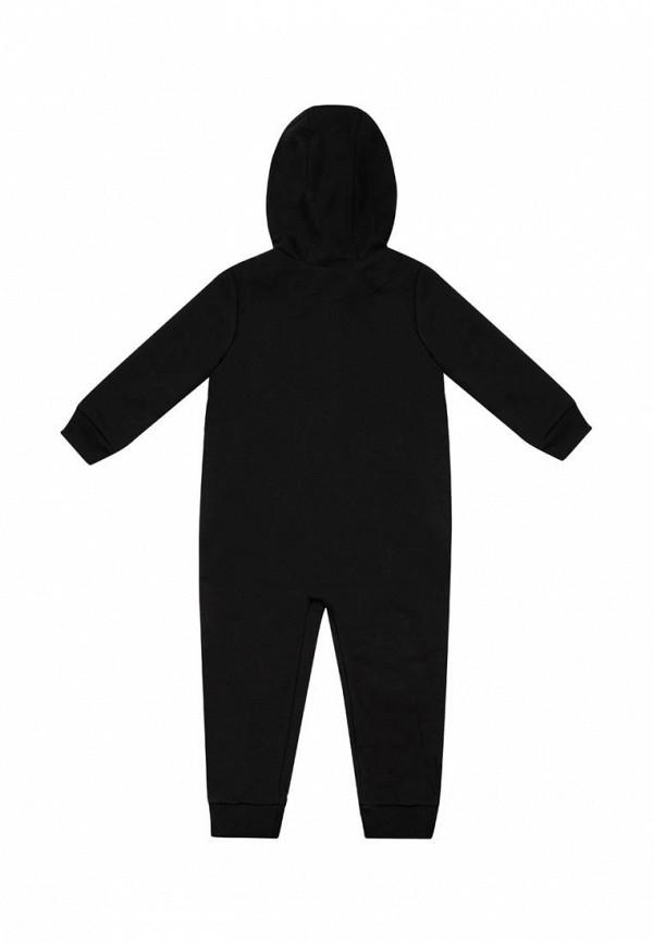 Детский комбинезон bodo цвет черный  Фото 2