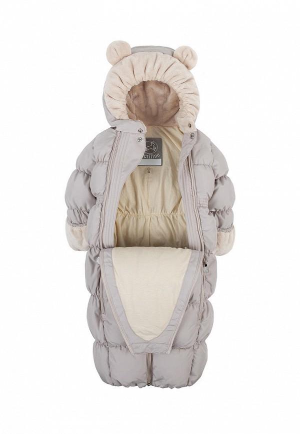 Детский комбинезон утепленный ArctiLine цвет бежевый  Фото 6