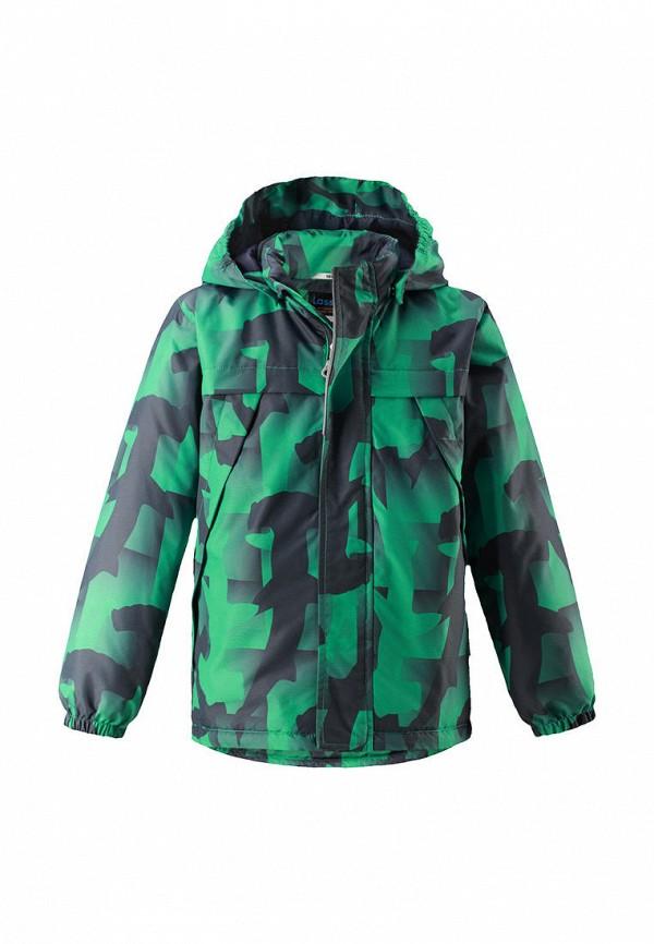 куртка lassie by reima малыши, зеленая