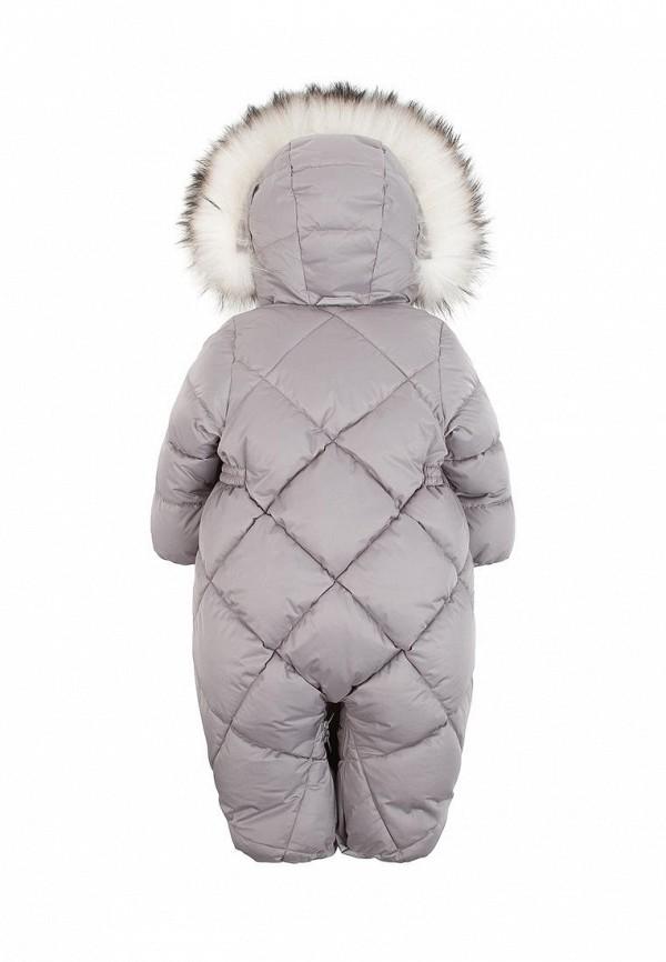 Детский комбинезон утепленный ArctiLine цвет серый  Фото 2