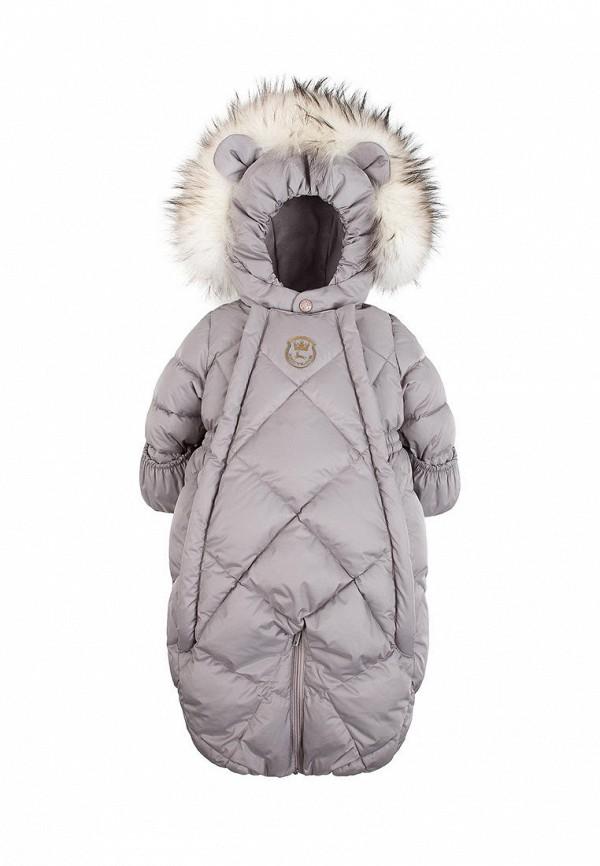 Детский комбинезон утепленный ArctiLine цвет серый  Фото 4