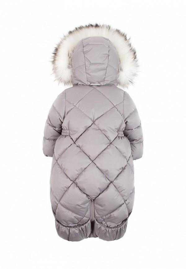 Детский комбинезон утепленный ArctiLine цвет серый  Фото 5