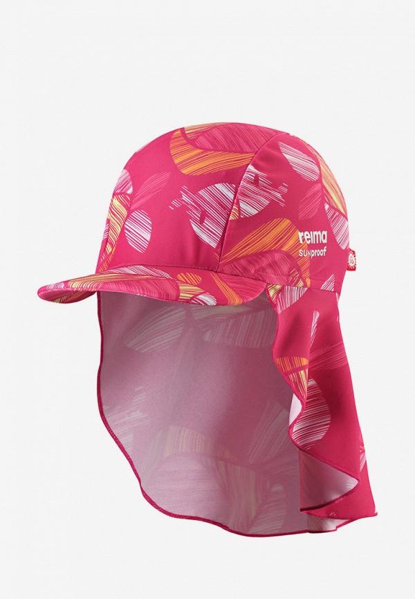 кепка reima малыши, розовая