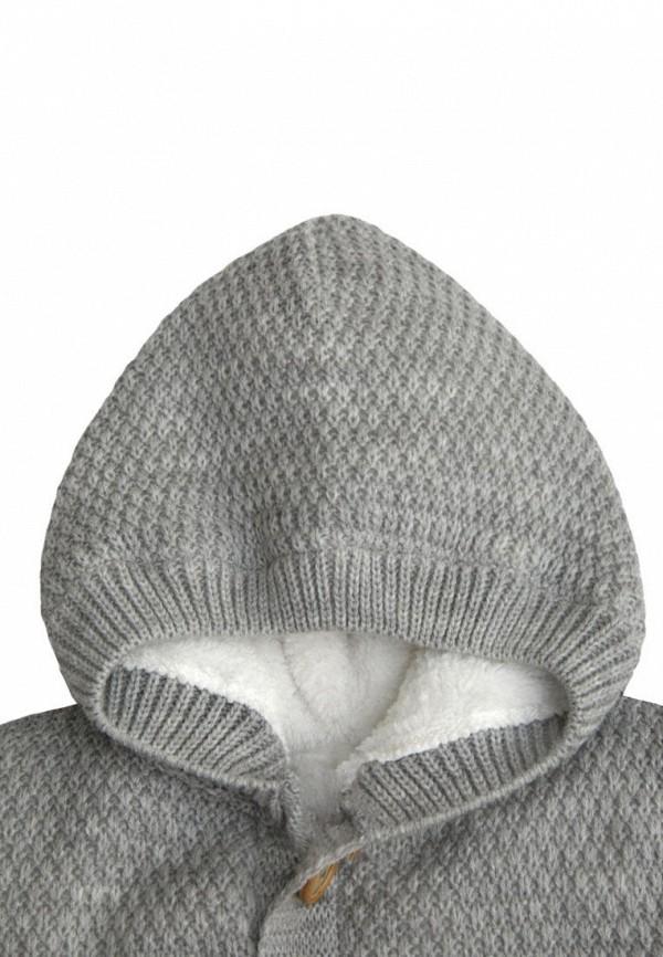 Детский комбинезон Amarobaby цвет серый  Фото 3