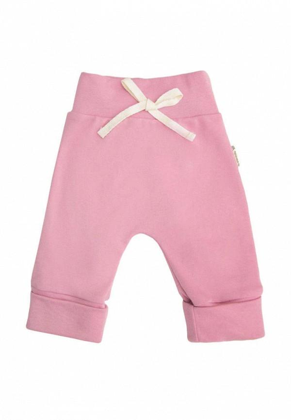 Брюки спортивные для мальчика Amarobaby цвет розовый