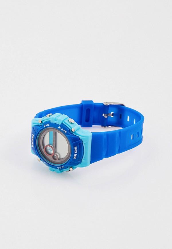 Часы детские Skmei цвет синий  Фото 3