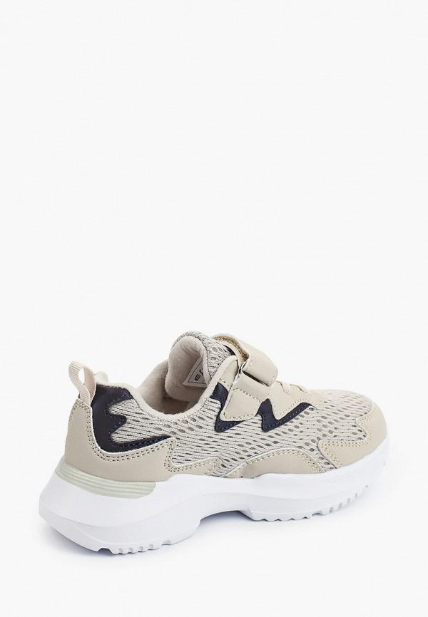 Кроссовки для девочки Escan цвет серый  Фото 3