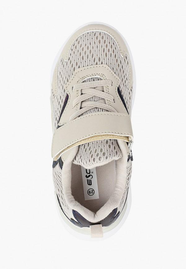 Кроссовки для девочки Escan цвет серый  Фото 4