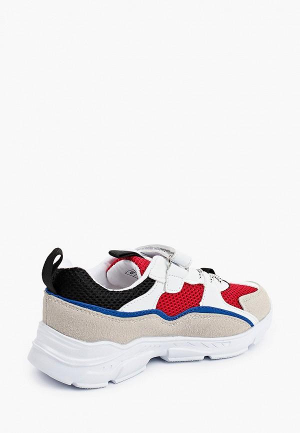 Кроссовки для девочки Escan цвет разноцветный  Фото 3