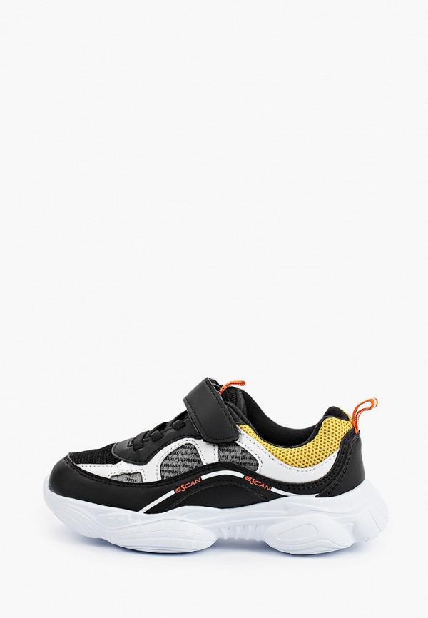 Кроссовки для девочки Escan цвет черный