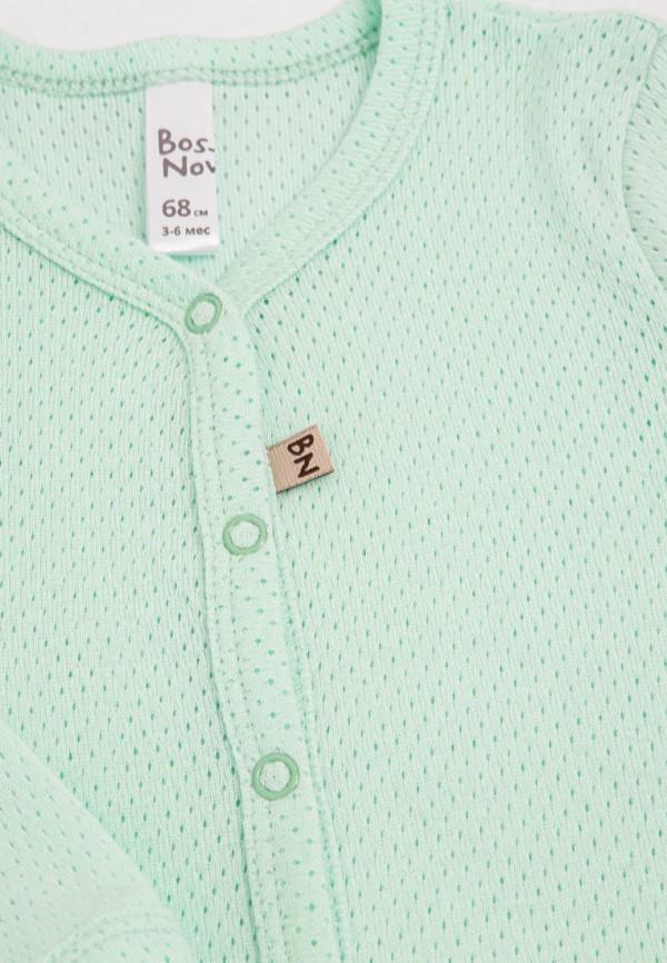 Детский комбинезон Bossa Nova цвет зеленый  Фото 3