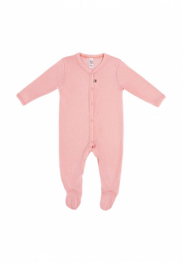 Детский комбинезон Bossa Nova цвет розовый