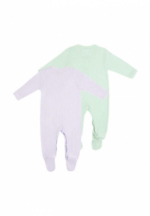 Детский комбинезоны 2 шт. Bossa Nova цвет разноцветный  Фото 2