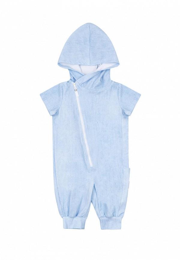комбинезон с брюками bodo малыши, голубой