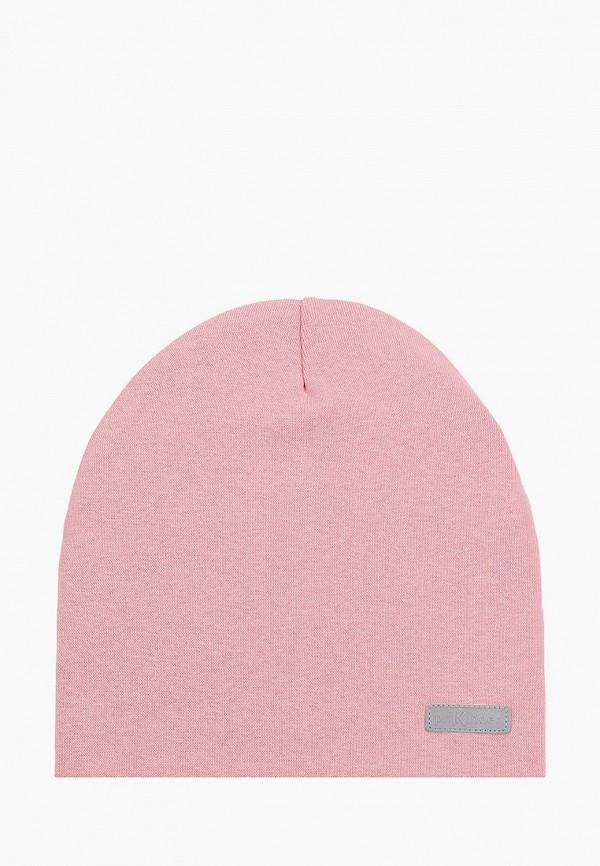 шапка prikinder малыши, розовая