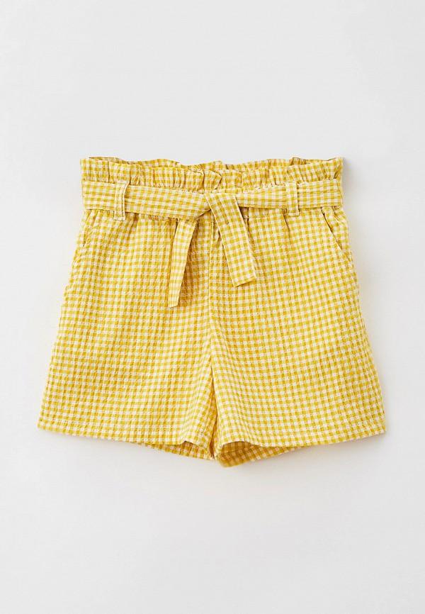 шорты defacto малыши, желтые