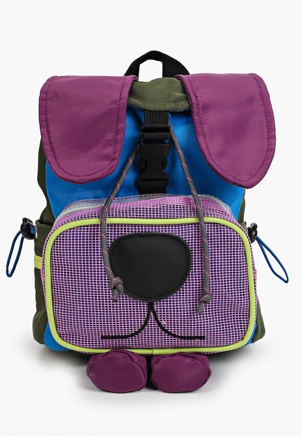 рюкзак sela малыши, разноцветный