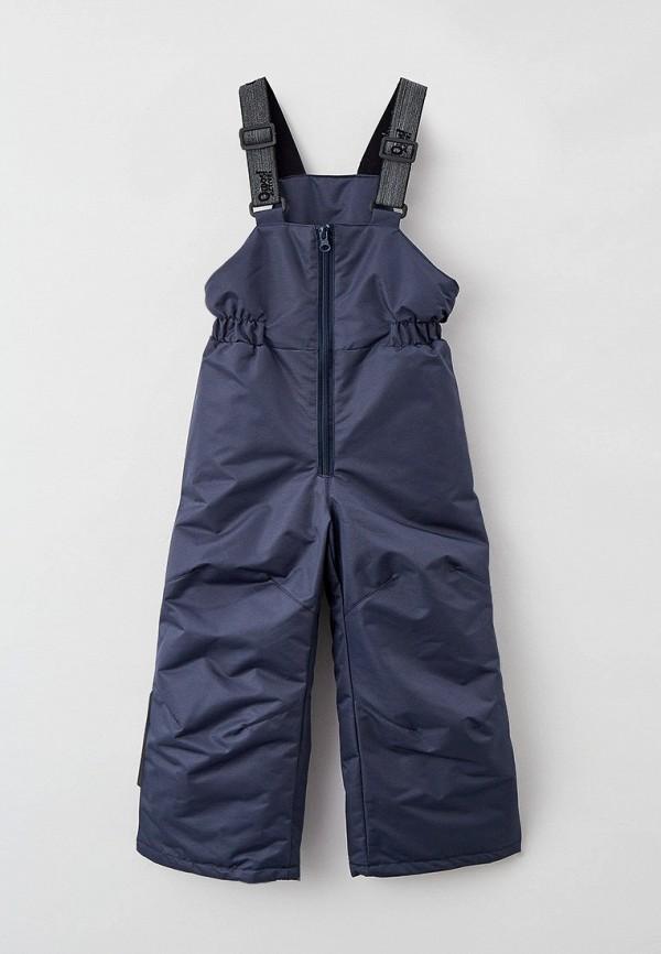 утепленные брюки oldos малыши, синие