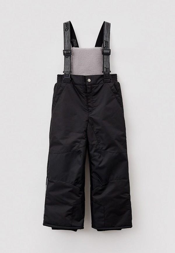 утепленные брюки oldos малыши, черные