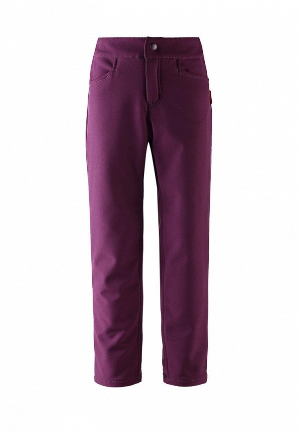брюки reima малыши, фиолетовые