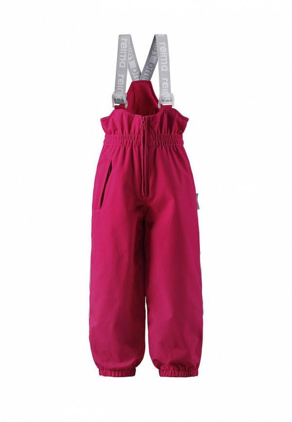 брюки reima малыши, розовые