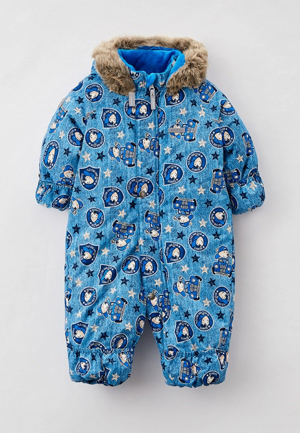 комбинезоны и костюмы kerry малыши, голубые