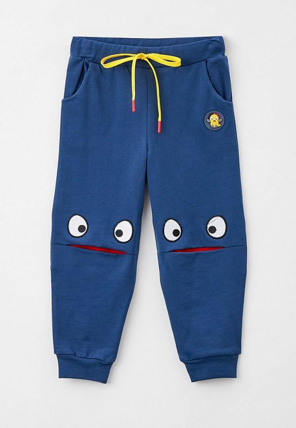 спортивные брюки smena малыши, синие