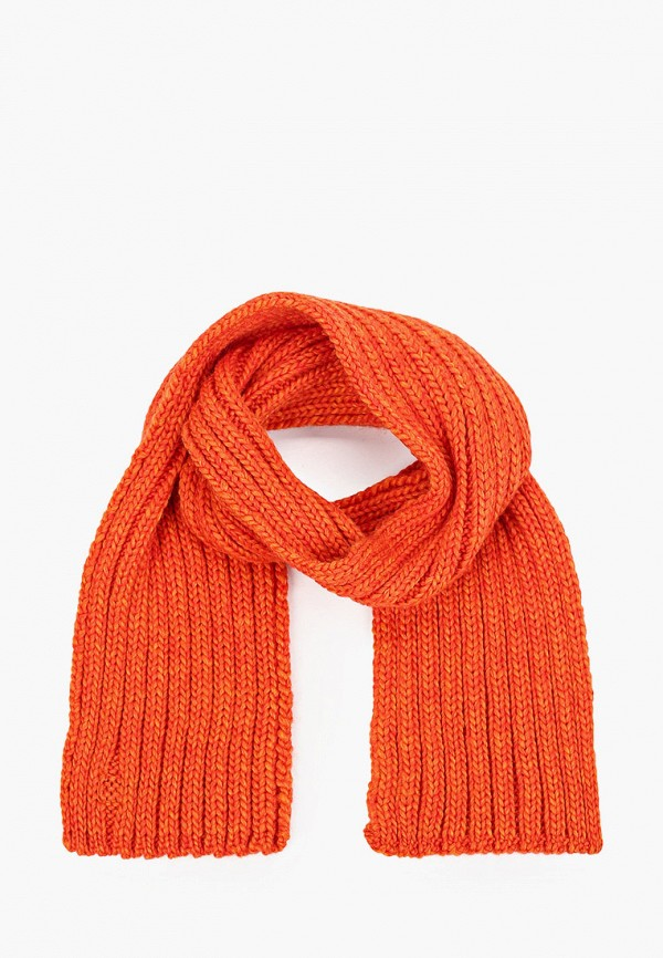 шарф maximo малыши, оранжевый