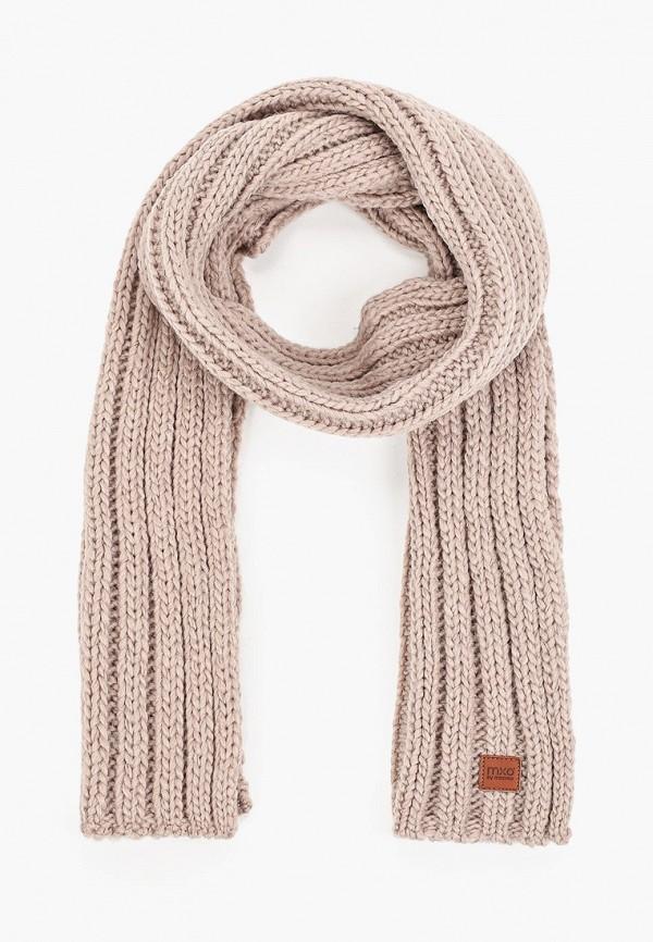 шарф maximo малыши, коричневый