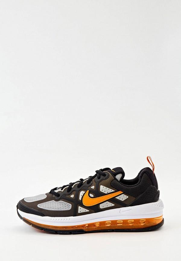 кроссовки nike малыши, коричневые