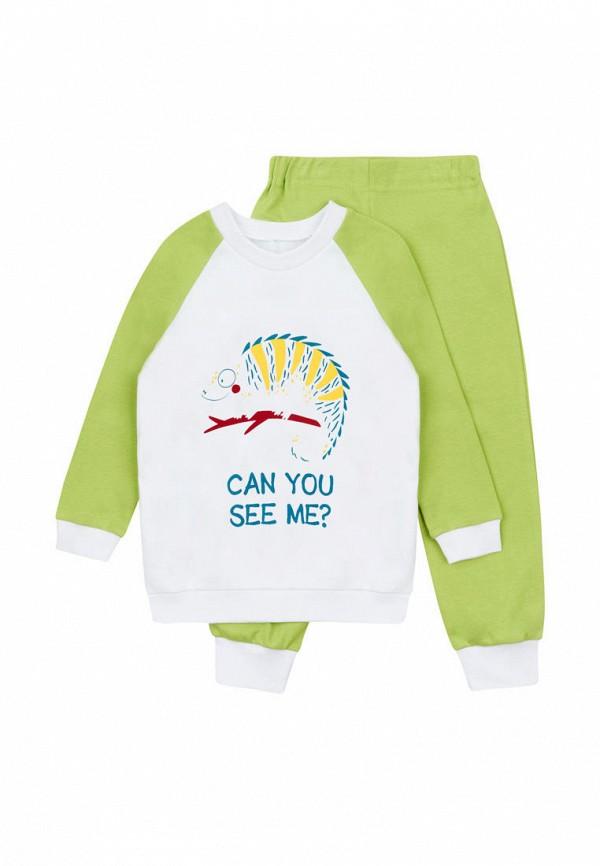 пижама garnamama малыши, разноцветная