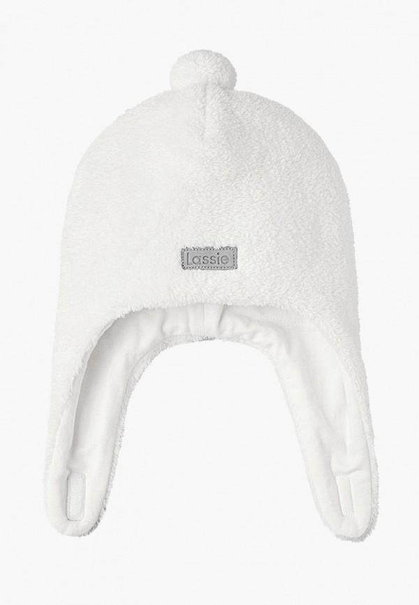 шапка lassie by reima малыши, белая