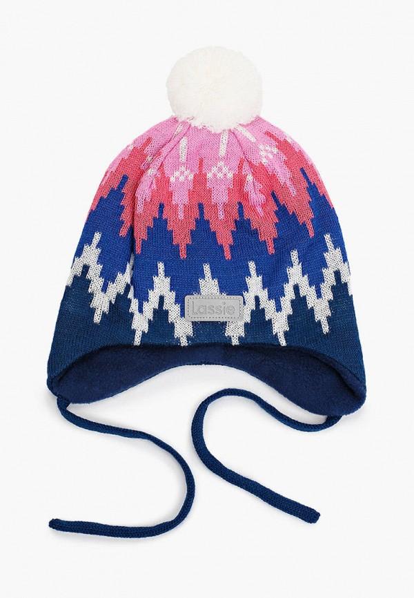 шапка lassie by reima малыши, разноцветная
