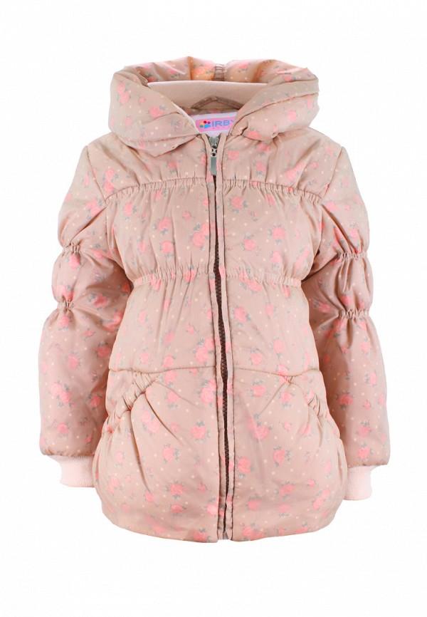 куртка irby style для девочки, бежевая