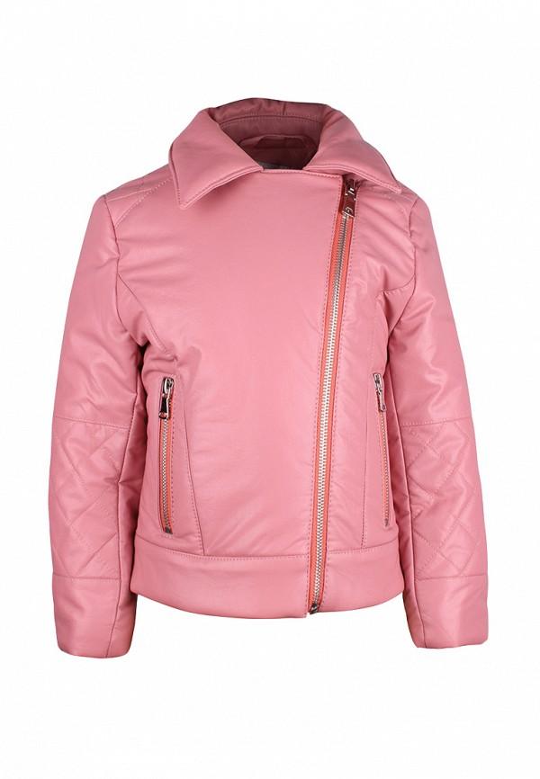 куртка irby style для девочки, розовая