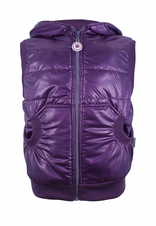 жилет irby style для девочки, фиолетовый